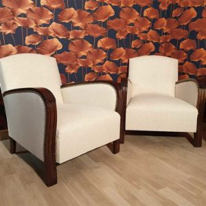 fauteuil style colonial DEFI - ELAN - I.C.I